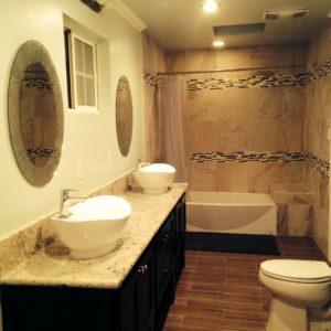 Décorer sa salle de bain : bien choisir le sol
