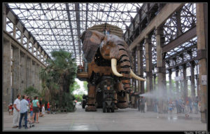 Elephant Geant Nantes