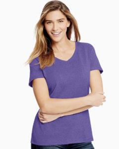 T-shirt ultra violet