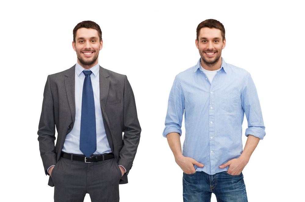 Le type de chemise: à chaque usage, un modèle adapté