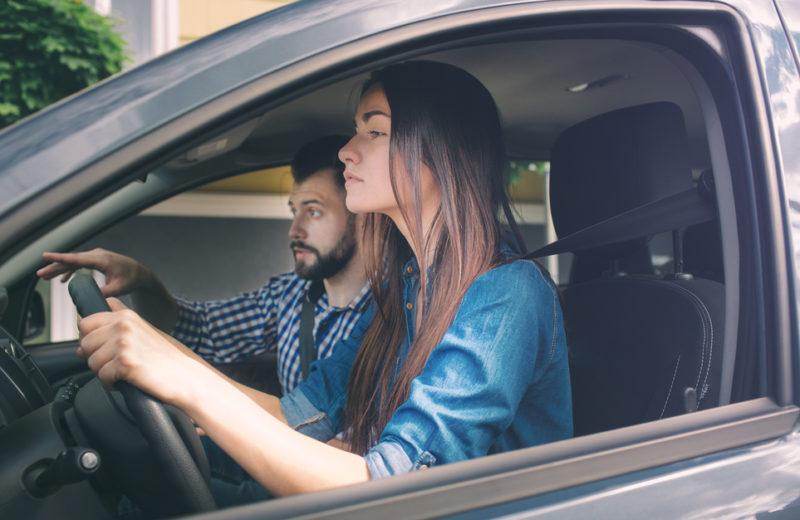 conduite de véhicule