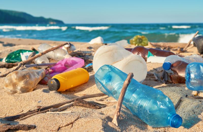 usage du plastique
