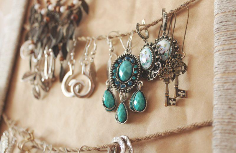 Les bijoux fantaisie dans tous leurs états